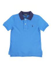 Polo Ralph Lauren - Cotton Mesh Polo Shirt (2T-4T)-2262786