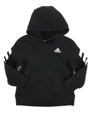 Adidas - Altitude Heather Pullover Hoodie (4-7X)-2262739
