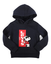 "Levi's - Snoopy ""Joe Cool"" Pullover Hoodie (2T-4T)-2262909"