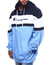 Champion - Fleece Champion Hoodie (B&T)-2264122
