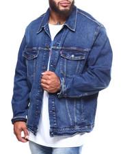 Big & Tall Faves - Trucker Jacket (B&T)-2264140