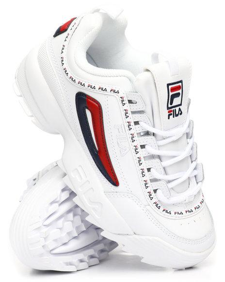 Fila - Disruptor II Premium Repeat Sneakers