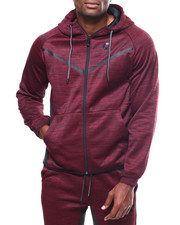 Akademiks - WILLIAMSBURG TECH FLEECE RAGLAN HOODY-2264369