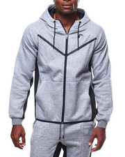 Akademiks - WILLIAMSBURG TECH FLEECE RAGLAN HOODY-2264345
