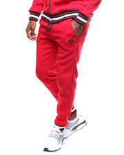 Sweatpants - BUSHWICH STRIPE TRIMMED SWEATPANT-2264380