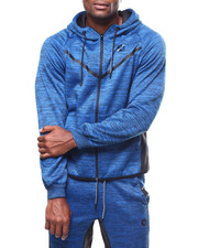 Akademiks - WILLIAMSBURG TECH FLEECE RAGLAN HOODY-2264357