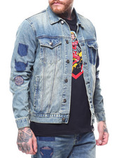 Black Pyramid - BP DENIM JACKET-2264971