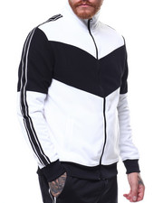 Track Jackets - ROCKLIN WARMUP JACKET-2265044