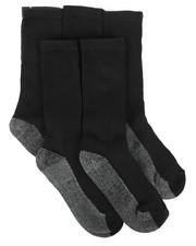 DRJ SOCK SHOP - 6 Pack Dri-Tech Crew Socks-2262068