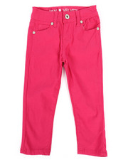 Girls - Hyperstretch Twill Pants (2T-4T)-2264094