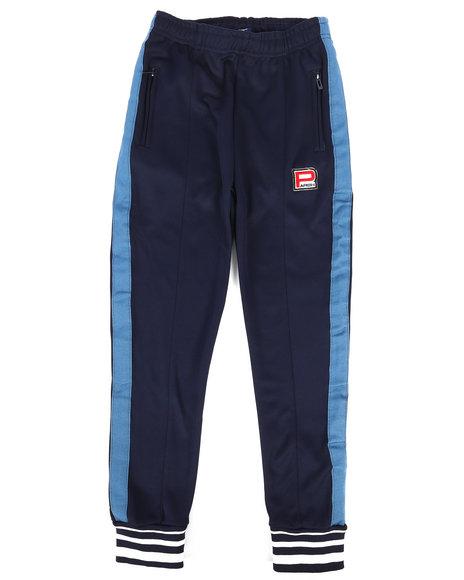 Parish - Color Block Nylon Track Pants (8-20)