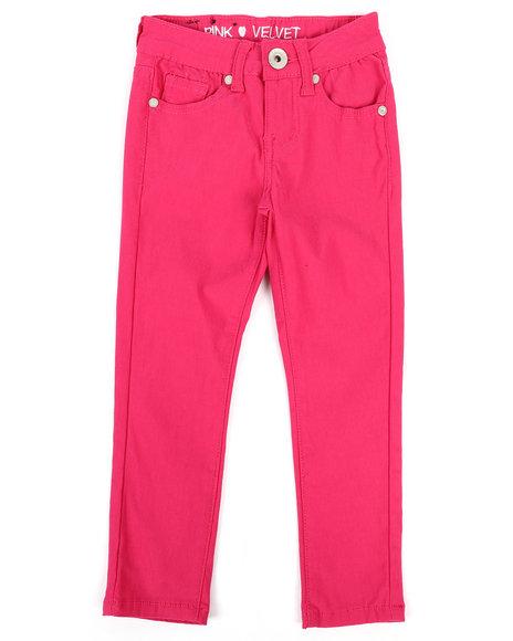 La Galleria - Hyperstretch Twill Pants (4-6X)