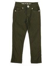 Girls - Hyperstretch Twill Pants (4-6X)-2264706