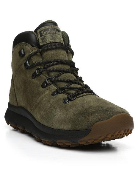 Timberland - World Hiker Mid Boots