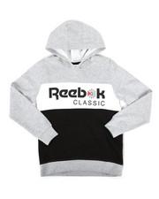 Reebok - Classic Popover Hoodie (8-20)-2265236