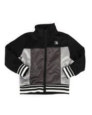 Boys - Color Block Nylon Track Jacket (4-7)-2264740