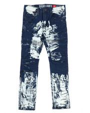 Jeans - Moto Denim Jeans (8-20)-2265329
