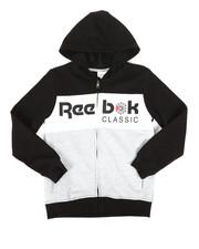 Reebok - Classic Full Zip Hoodie (8-20)-2265226