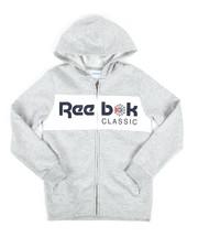 Boys - Classic Full Zip Hoodie (8-20)-2265231