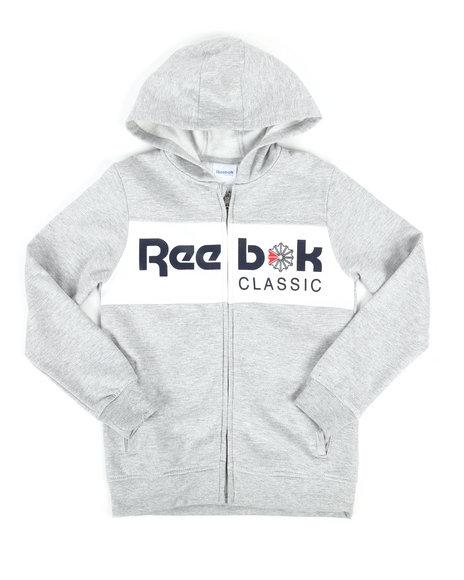 Reebok - Classic Full Zip Hoodie (8-20)