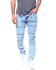 Jeans & Pants - DENIM PANT WITH RIPS-2265728