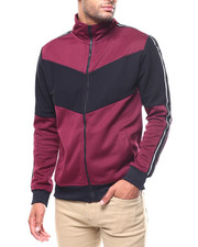 Track Jackets - ROCKLIN WARMUP JACKET-2265772