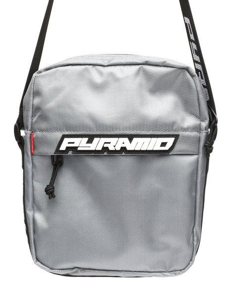 Black Pyramid - Pyramid Shoulder Bag (Unisex)
