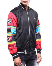 Track Jackets - AZTEC RACING JACKET-2266217