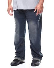 Big & Tall - Cut & Sewn Stretch Denim Back Pocket Embroidery (B&T)-2265103