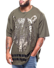 Sean John - Spiked Tiger Tee (B&T)-2266285