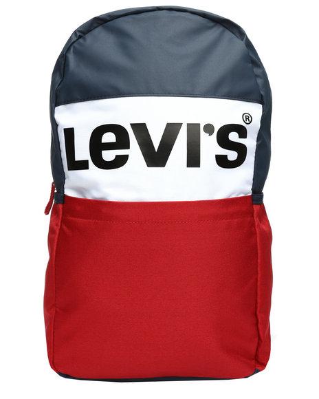 Levi's - Bold Block Backpack
