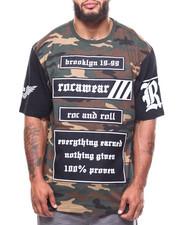 Rocawear - S/S Roc Rolla Crew Tee (B&T)-2266092