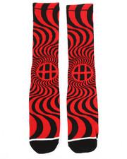 HUF - Spitfire Swirl Socks-2262064