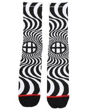 HUF - Spitfire Swirl Socks-2262063