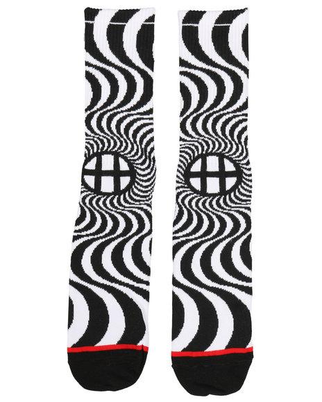 HUF - Spitfire Swirl Socks