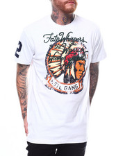 Hustle Gang - Fate Whisper Knit Tee-2266740