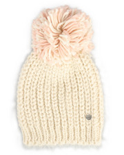 Hats - Iceland Yarn Hat w/Contrast Pom-2266422