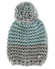 Hats - Two Tone Iceland Yarn Beanie-2266425