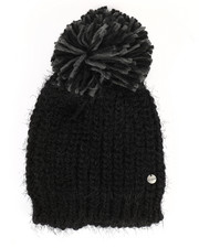 Hats - Iceland Yarn Hat w/Contrast Pom-2266424