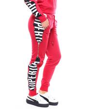 Sweatpants - Super Zipper Accent Jogger-2266713