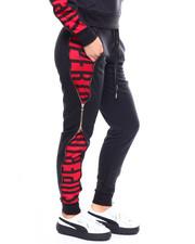 Bottoms - Super Zipper Accent Jogger-2266698