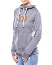 Hoodies - Fave Half Dome Full Zip-2266555