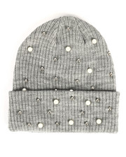 Hats - Ribbed Knit Cuff Hat-2266414