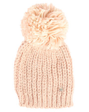 Hats - Iceland Yarn Hat w/Contrast Pom-2266423