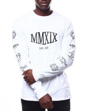 Shirts - MMXIX LS TEE-2267503