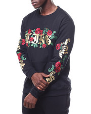 Men - King Crewneck Sweatshirt-2267610