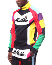 Track Jackets - BP RACING TRACK JACKET-2267718