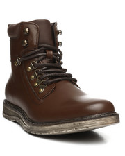 Footwear - Casual Combat Boots -2267182