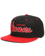 Hats - RWTW Logo Flag Roll With The Winner Chicago Snapback Hat-2264245