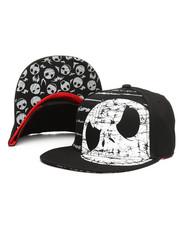 Hats - Nightmare Before Xmas Snapback Hat-2264118